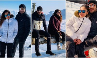 Ankita Lokhande Shares Throwback Pictures From Her Winter Vacay In The Snowfall With Beau Vicky Jain!