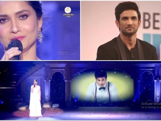 Ankita Lokhande's Emotional Tribute To Pavitra Rishta Co-Star Sushant Singh Rajput Is Sure To Make You Shed Tears (Watch Video)