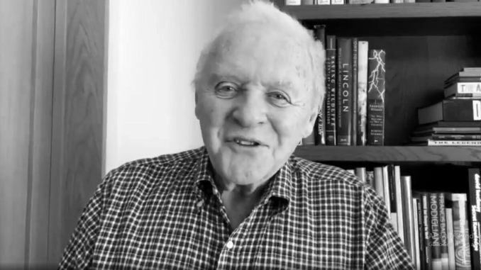 Anthony Hopkins Marks 45 Years of Sobriety With Encouraging Message For Fans (Watch Video)