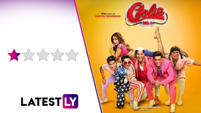 Coolie No 1 Movie Review: Varun Dhawan and Sara Ali Khan's Comedy Is Exactly What 2020 Felt Like… Terrible! (LatestLY Exclusive)
