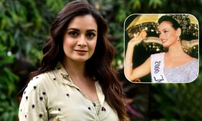 Dia Mirza Reminisces Her 2000 Miss Asia Pacific Pageant Win, Says 'Winning It Felt like Transitioning from My Old Life to a New One'