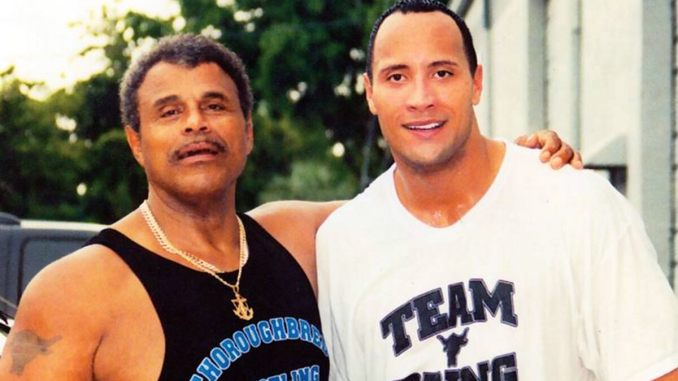 Dwayne Johnson Gets Emotional Remembering His Late Father, Says 'I Never Had a Chance to Say Goodbye'