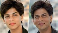 Fact Check: Shah Rukh Khan Has a Kashmiri Doppelganger? Here's The Truth Behind the Viral Photo of The Young 'SRK Lookalike'