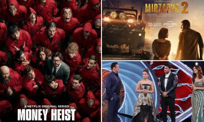 Google's Year in Search 2020: – Money Heist, Bigg Boss 14, Mirzapur 2 and More – 5 Shows That Were The Most Searched in India This Year