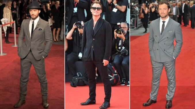 Jude Law Birthday – From Ditching a Classy Red Carpet Look to Rocking a Basic Black Tuxedo – 5 of the Actor's Best Red Carpet Looks