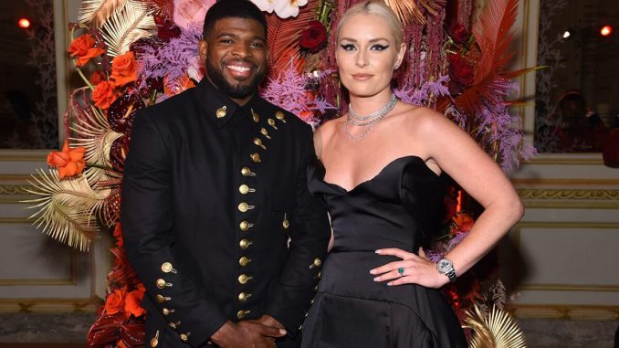 Lindsey Vonn, PK Subban Split After 3 Years of Being Together