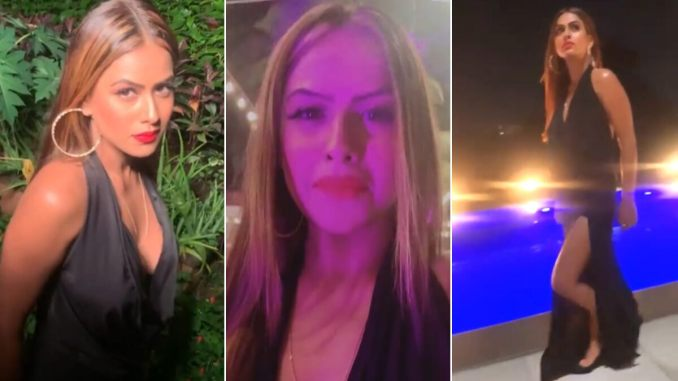 Nia Sharma Is Bringing Sexy Back As She Posts a Jaw-Dropping Video on Social Media (watch Video)