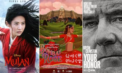 OTT Releases Of The Week: Liu Yifei's Mulan on Disney+ Hotstar, Gitanjali Rao's Bombay Rose on Netflix, Bryan Cranston's Your Honor on Voot Select and More