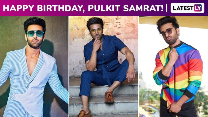 Pulkit Samrat Birthday Special: Channeling That Dangerously Sexy With Signature Cool Boy Charm With His Quirky Style!