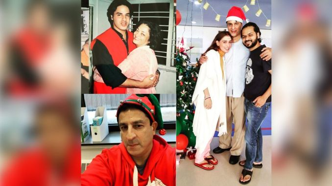 Rahul Roy: 'My Wish For This Year From Santa Would Be That I Recover Completely'
