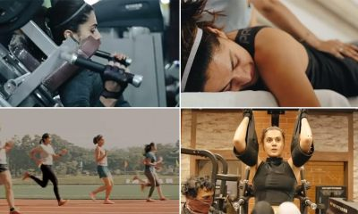 Rashmi Rocket: Taapsee Pannu Shares a Glimpse of Her Transformation Into an Athlete for the Film, Calls it a 'Painful' Experience (Watch Video)