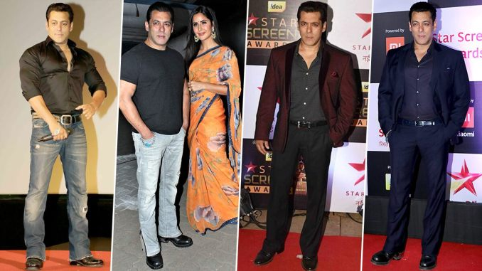 Salman Khan Birthday: His Fashion Outings are all about Swag and Some More Swag (View Pics)