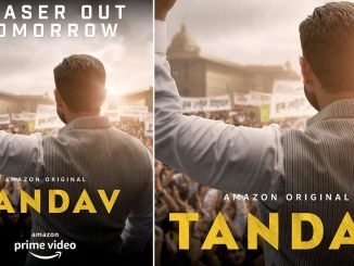 Tandav First Look: Saif Ali Khan Is All Set to Rule the Audience With His Politician Avatar, Teaser Out Tomorrow