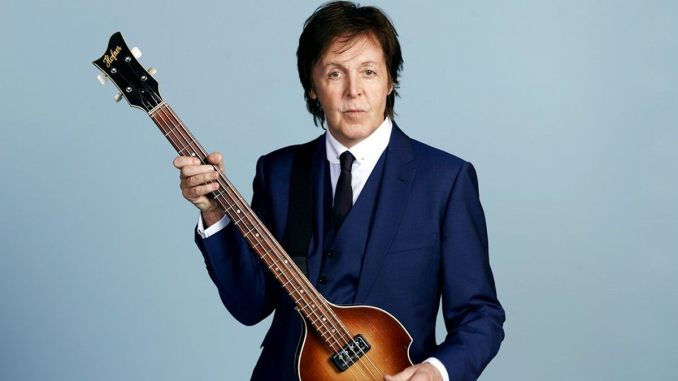 The Beatles Star Paul McCartney Says Working on a New Solo Album During Lockdown Saved Him