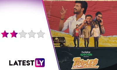Triples Review: Jai Sampath, Vivek Prasanna, and Rajkumar's Comic Camaraderie Could Only Manage a Few Good Laughs in This Tamil Hotstar Series (LatestLY Exclusive)