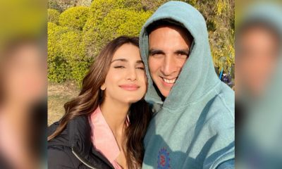 Vaani Kapoor Shares Sun-Kissed Photo with Akshay Kumar to Describe Her Bell Bottom Journey