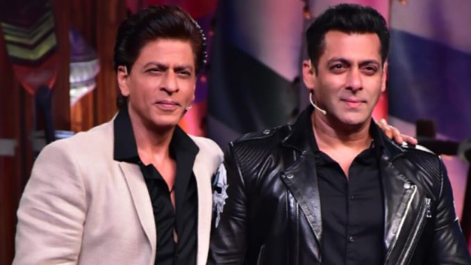 When Shah Rukh Khan Called Salman Khan the Next Bollywood Superstar After Amitabh Bachchan in this Throwback Interview From '90s