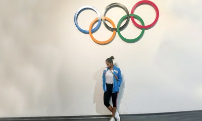 Sania Mirza Gears Up For Tokyo 2020, Shares Picture Alongside Olympic Rings