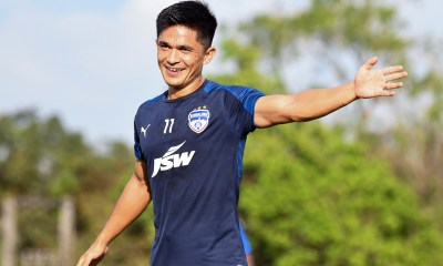 2022 World Cup, 2023 Asian Cup Qualifiers: Sunil Chhetri One Goal off Entering All-Time Top-10 List of Goal-Scorers As India Meet Afghanistan