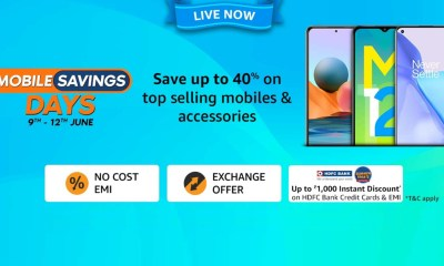 Amazon Mobile Savings Days Sale 2021: Decent Discounts on Realme X7, Oppo F19 Pro+ 5G, OnePlus 9R 5G, OnePlus 9 Pro 5G & More