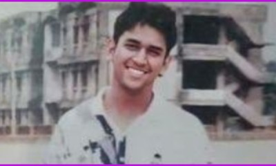 CSK Shares MS Dhoni's Rare Photo as 'Fashion Icon in Youth' on Instagram (See Pic)