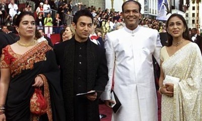 Lagaan Clocks 20 Years: When Aamir Khan and Ashutosh Gowariker Walked the Oscars Red Carpet at the 74th Academy Awards