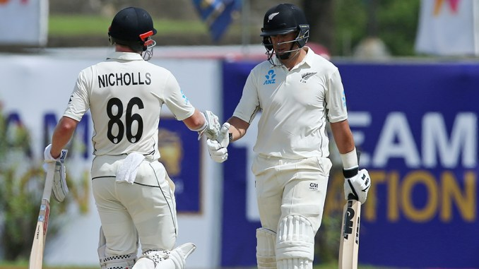 Live Cricket Streaming Online of England vs New Zealand 2nd Test 2021 Day 3: Watch ENG vs NZ Free Telecast on Sony Ten 1