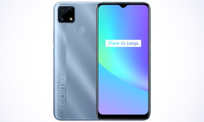 Realme C25s Budget Smartphone To Go on Sale Tomorrow at 12 PM; Prices, Features & Specifications