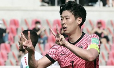 Son Heung-Min Shows Support for Former Tottenham Teammate Christian Eriksen With Winning Goal for South Korea