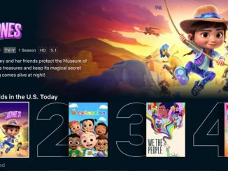 Netflix Launches Two New Kid-Friendly Features, One That Tells Parents What Their Child Is Watching via Biweekly Email