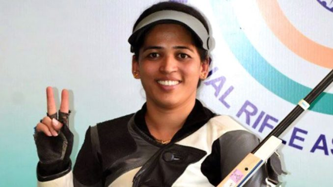 Tejaswini Sawant at Tokyo Olympics 2020, Shooting Live Streaming Online: Know TV Channel & Telecast Details for Women's 50m Rifle 3 Position Qualification Coverage