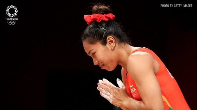 Tokyo Olympics 2020: Mirabai Chanu Wins Historic Silver Medal in the Women's 49kg Weightlifting