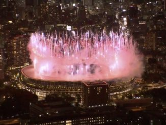 Tokyo Olympics 2020: Silence Maintained for a Moment Amidst Fireworks To Honor the Lives Lost to the COVID-19 Pandemic