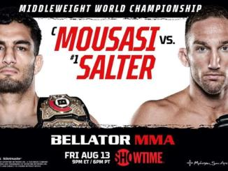 The Three Best Bets for Bellator 264 – 8/13
