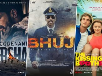 OTT Releases Of The Week: Sidharth Malhotra's Shershaah on Amazon Prime Video, Ajay Devgn's Bhuj: The Pride of India on Disney+ Hotstar, Joey King's The Kissing Booth 3 on Netflix & More