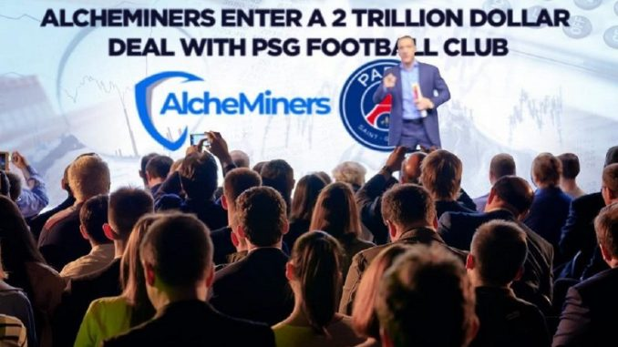 Alcheminers Signed Deal With PSG Football Club