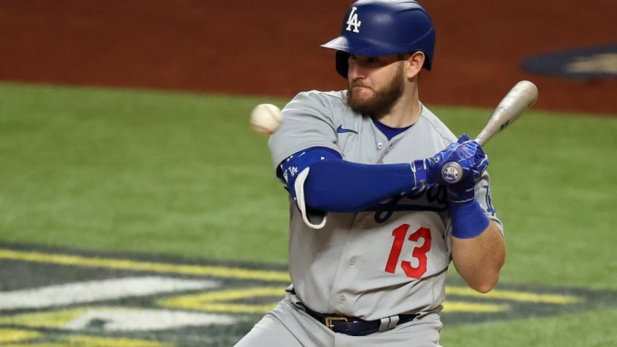 Dodgers join the Giants in the 2021 MLB postseason