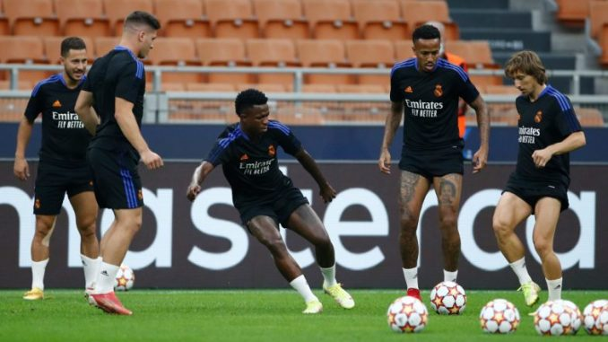 Inter Milan vs Real Madrid, UEFA Champions League 2021-22 Live Streaming Online: Get Free Live Telecast of Football Match in IST