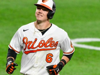 Ryan Mountcastle sets Orioles record for most home runs in a season by a rookie