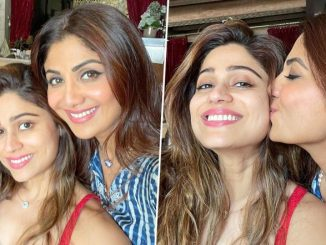Shilpa Shetty Welcomes Sister Shamita Shetty Home With 'Tight Squeeze' After She Comes Out of Bigg Boss OTT House