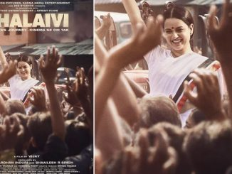 Thalaivii Full Movie in HD Leaked on TamilRockers & Telegram Channels for Free Download and Watch Online; Kangana Ranaut's Biopic on Jayalalithaa Is the Latest Victim of Piracy?