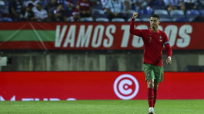 Cristiano Ronaldo Scripts Insane Records After Scoring for Portugal in International Friendly Against Qatar