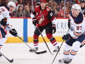 Oilers Gameday: Coyotes October 21st