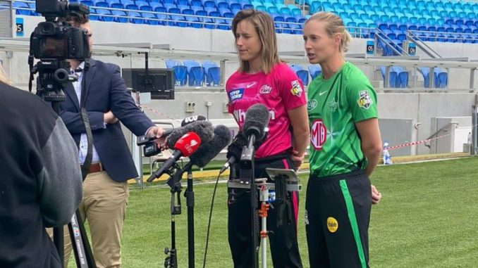 Sydney Sixers Women vs Melbourne Stars Women, WBBL 2021 Live Cricket Streaming: Watch Free Telecast of SS W vs MS W on Sony Sports and SonyLiv Online