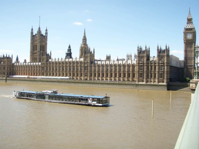 Westminster-et-Big-Ben-à-Londres