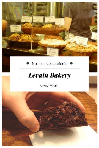 Levain Bakery New York Pinterest