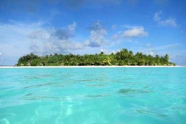 ile de Vakarufalhi Island Resort aux Maldives