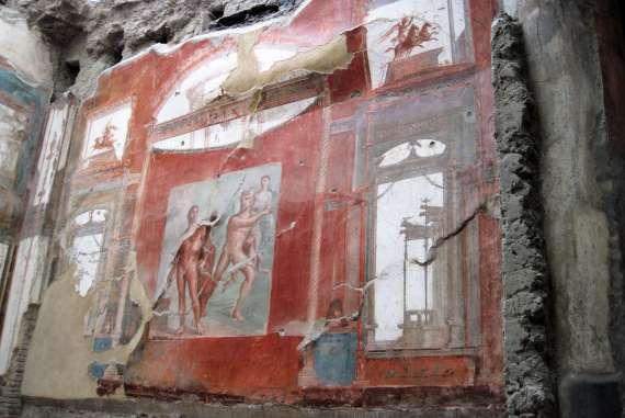 Visiter Pompéi ou Herculanum
