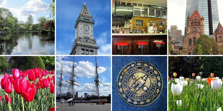 Visiter Boston avec ses monuments et emblèmes sur l'Est des USA