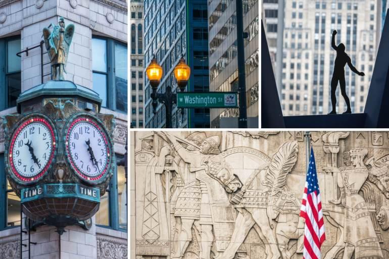 Détails architectureaux chicago